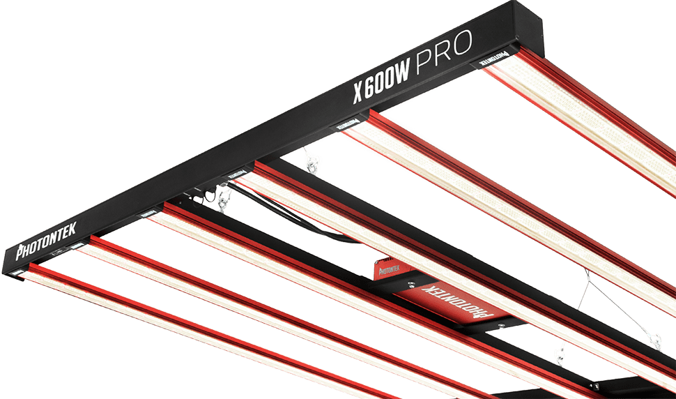 X 600W Pro - Photontek Horticultural Lighting